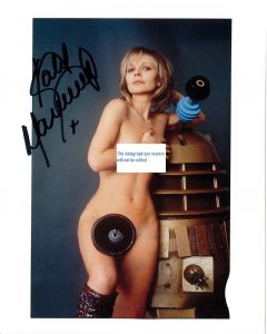 "Katy Manning ""Jo Grant"" Companion (Doctor Who) Genuine Autograph 10x8 11131"